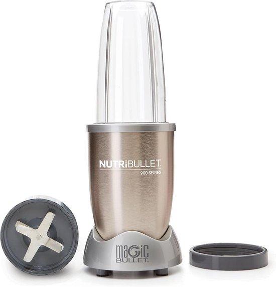 NutriBullet Pro 900 Series - Blender - 5-delig - Champagne