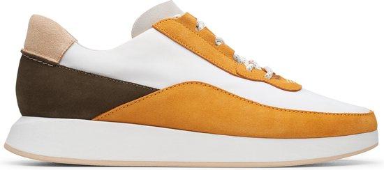 Clarks - Heren schoenen - Kiowa Pace - G - multicolour - maat 8,5