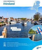 ANWB waterkaart - Wateratlas Friesland