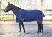 Harry's Horse Zomerdeken Honeycomb 205cm navy