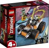 LEGO NINJAGO 4+ Cole's Speederwagen - 71706