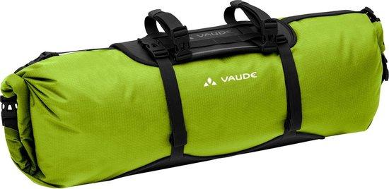 VAUDE Trailfront Fietstas Unisex - Black/Green