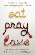 Omslag Eat, Pray, Love