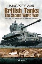 Omslag British Tanks: The Second World War