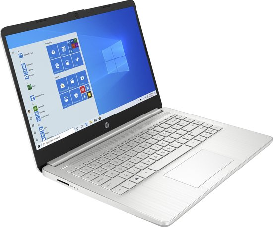 HP Laptop 14s-fq0056nd