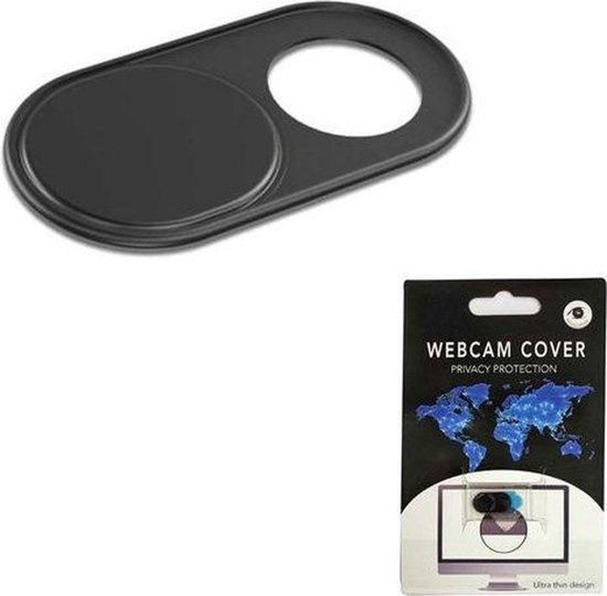 Universele Webcam Cover