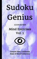 Sudoku Genius Mind Exercises Volume 1