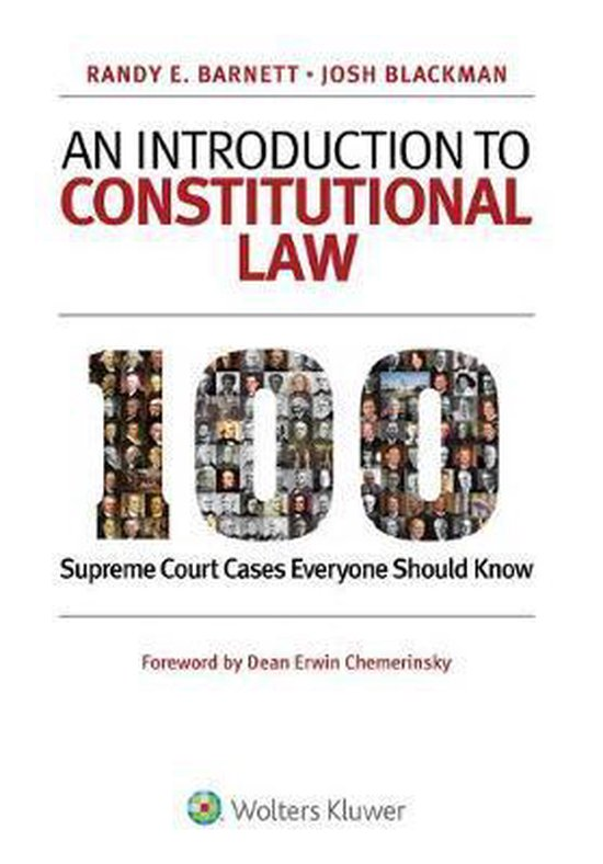 An Introduction to Constitutional Law
