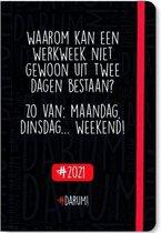 Darum weekagenda 2021