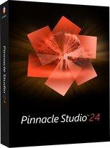 Pinnacle Studio 24 Standard - Nederlands/ Engels /
