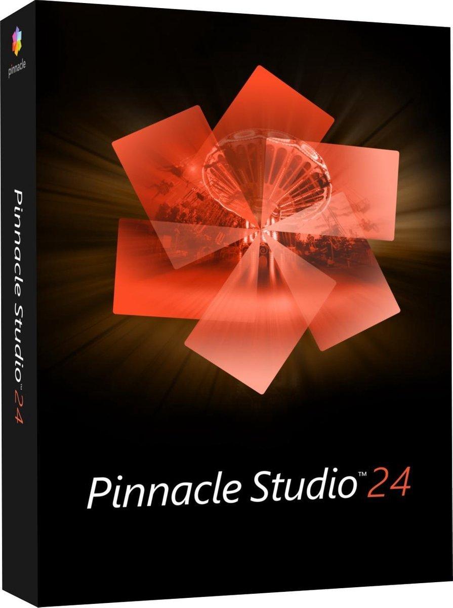 Pinnacle Studio 24 Standard - Nederlands/ Engels / Frans - Windows download
