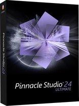 Pinnacle Studio 24 Ultimate - Nederlands/ Engels / Frans - Windows download
