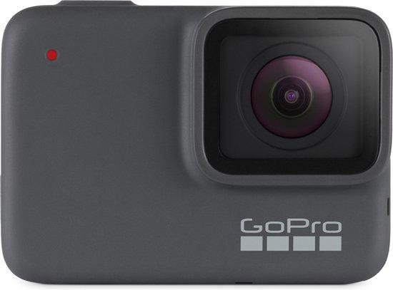 GoPro HERO7 Silver Special Bundle (Included 32GB SanDisk micro SD-card)