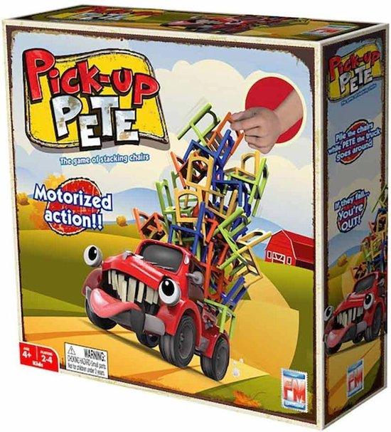 Pick Up Pete – Familiespel