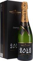 Moët & Chandon Grand Vintage 2012 Champagne - 1 x 75 cl