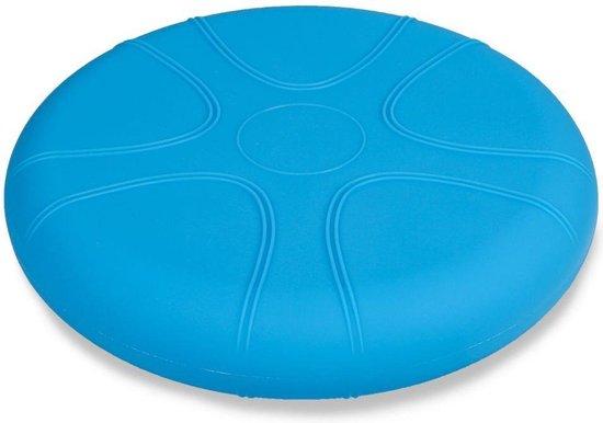 Wiebelkussen - Lichtblauw Ø 33cm | Comfortabel zitten | MediPreventie