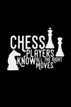 Chess players know all moves