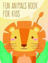 Fun Animals Book for Kids