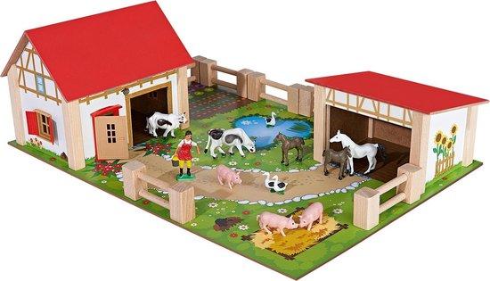 5 tips voor het thema boerderij in 2020 | Boerderij, Houten