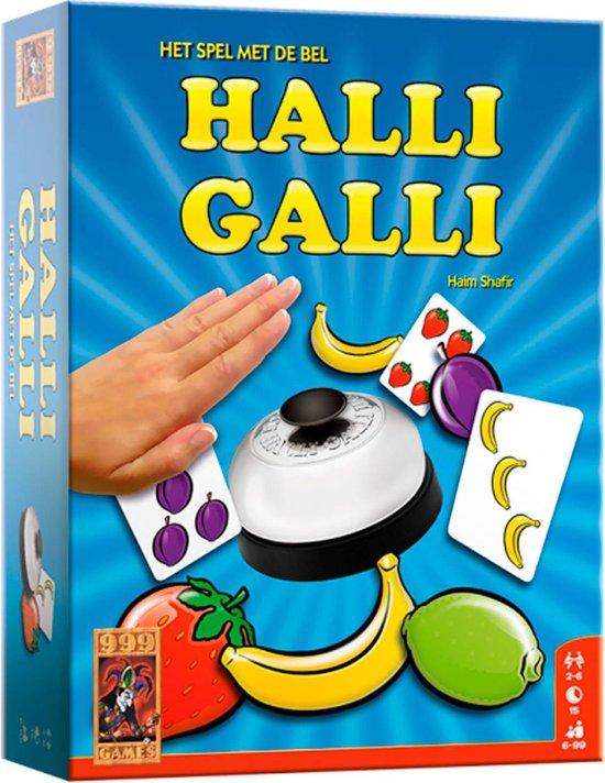 Afbeelding van Halli Galli speelgoed