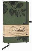 CreaChick Bullet Journal groen