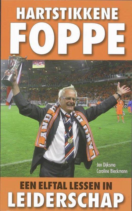 Cover van het boek 'Hartstikkene Foppe' van C. Bieckmann en J. Dijksma