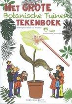 Het grote botanische tuinen tekenboek