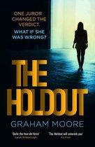 Boek cover The Holdout van Graham Moore (Onbekend)
