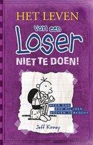 Boekomslag van 'Het leven van een Loser 5 -   Niet te doen!'