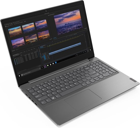 Lenovo Notebook V15 AMD Ryzen 3 8GB 256SSD W10