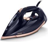 Philips Azur GC4909/60 - Stoomstrijkijzer - Donkerblauw/Rosé