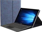 Let op type!! Laptop tas Case Sleeve notebook werkmap draagtas voor Microsoft Surface Pro 4/5 12 3 inch (blauw)