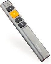 Dynter. Presentatie Presenter via USB - Draadloze afstandsbediening met laser