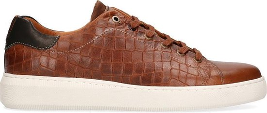 Soares Sneakers Bruin Heren Sneakers - Bruin - maat 45