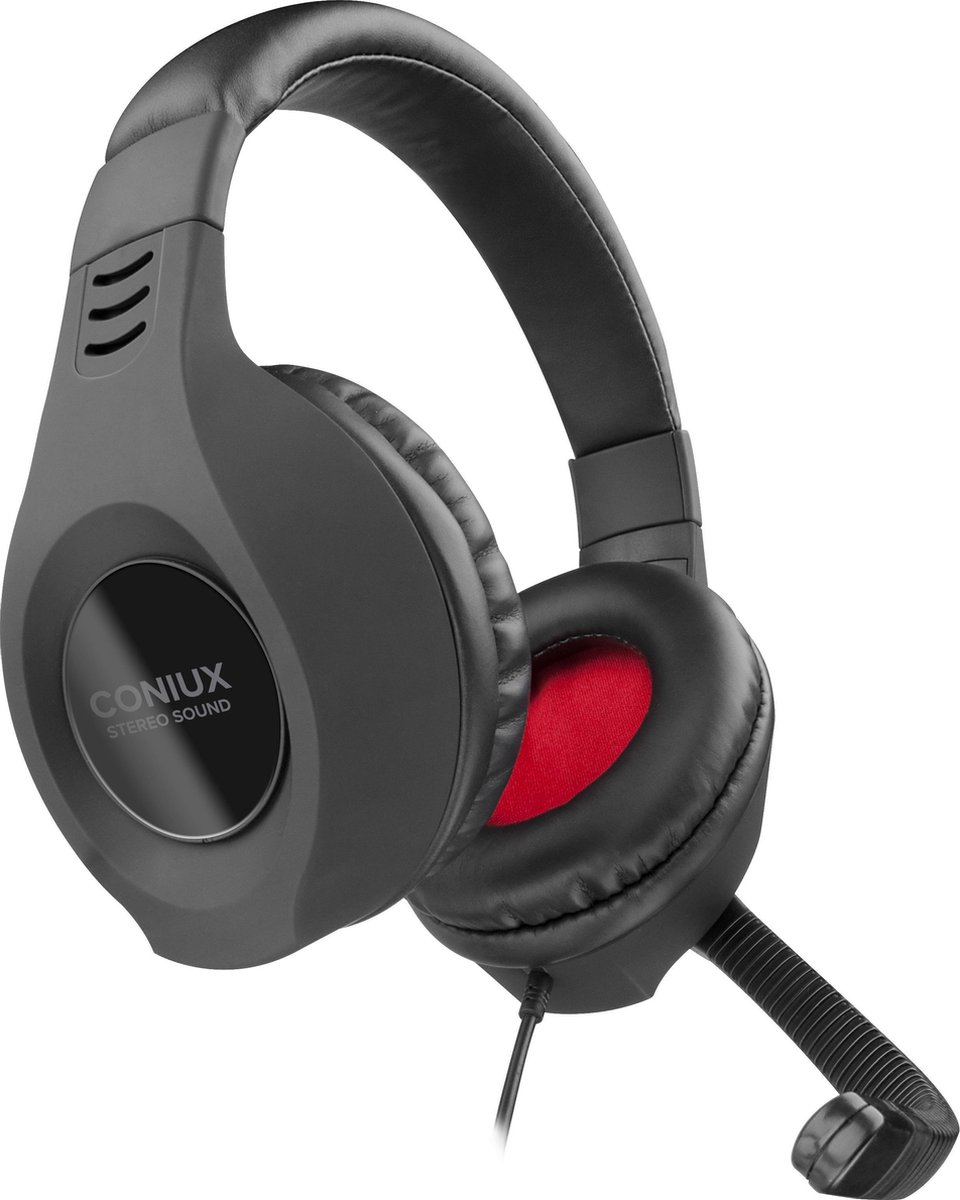 Speedlink CONIUX - Wired Stereo Gaming Headset - Zwart - PS4 - Speedlink