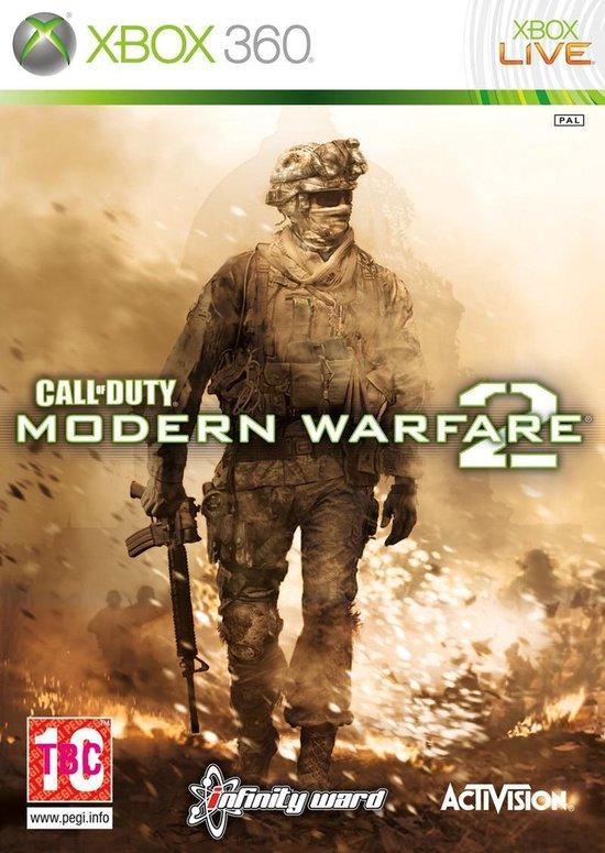 Call Of Duty: Modern Warfare 2 - Classics Edition - Xbox 360 - Activision