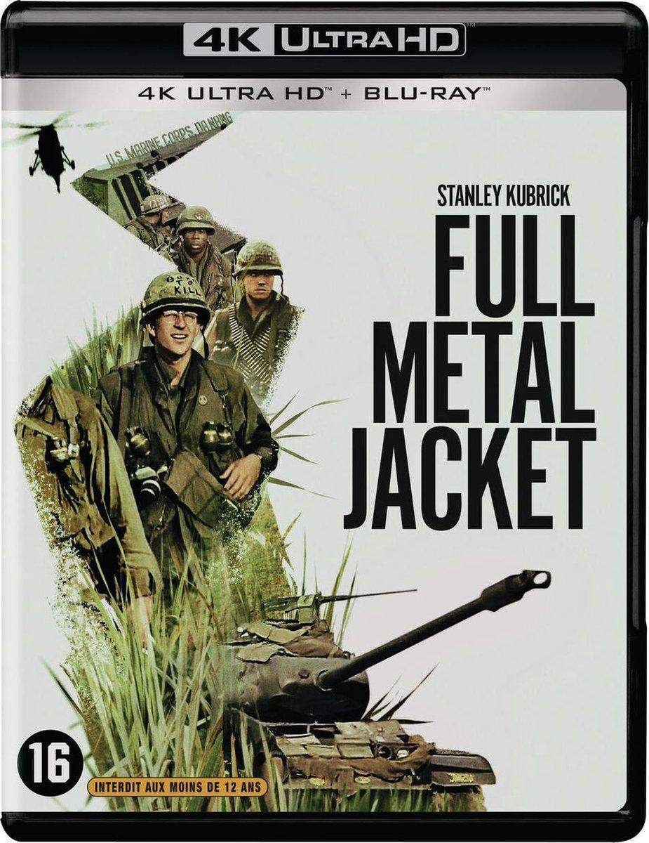 Full Metal Jacket (4K Ultra HD Bu-ray)-