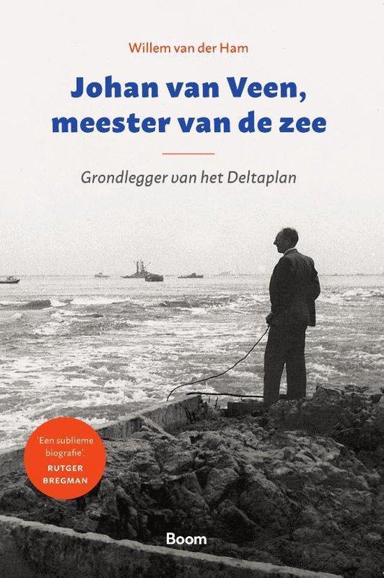 Boek cover Johan van Veen, meester van de zee van Willem van der Ham