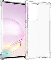 iMoshion Shockproof Case voor de Samsung Galaxy Note 20 Ultra - Transparant