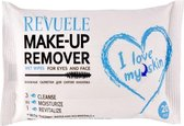 Revuele Wet Wipes Make Up Remover With Sea Minerals