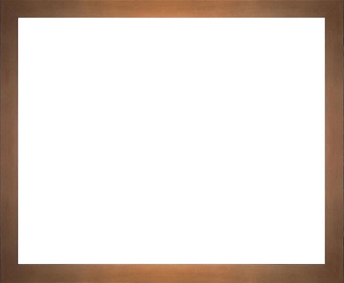 Homedecoration Misano – Fotolijst – Fotomaat – 73 x 78 cm  – Koper