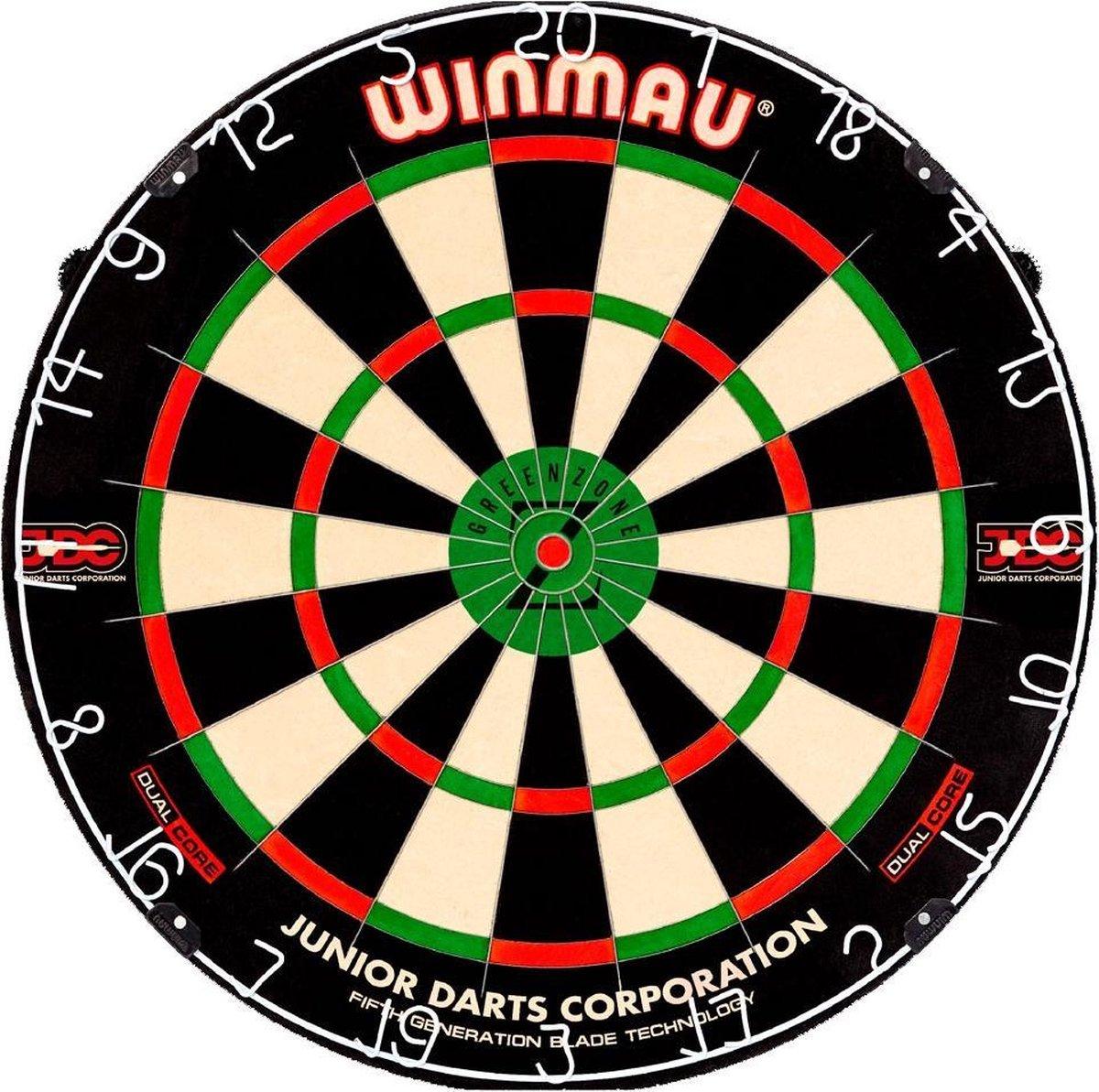 Winmau Green Zone Dual Core