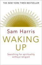Boek cover Waking Up van Sam Harris (Paperback)