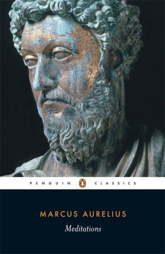 Boek cover Meditations van Marcus Aurelius (Paperback)