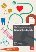 Sdu wettenverzameling - Sdu Wettenverzameling Gezondheidsrecht. Editie 2020-2021