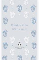 Boek cover Frankenstein van Mary Shelley (Paperback)