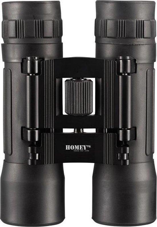 Homey's Compact Verrekijker – Dakkant – 10x25