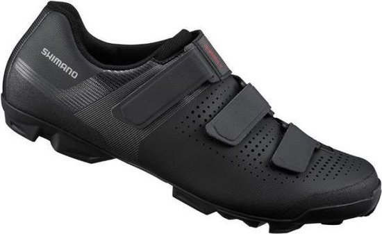Shimano XC1 MTB Fietsschoenen Zwart Maat 43