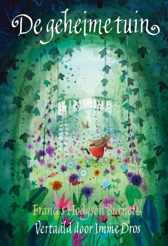 Boek cover De geheime tuin van Frances Hodgson Burnett (Onbekend)