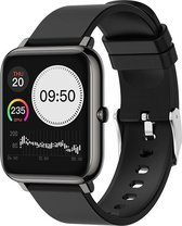 Dylero Fit Good - Smartwatch / Fitness Tracker - Zwart